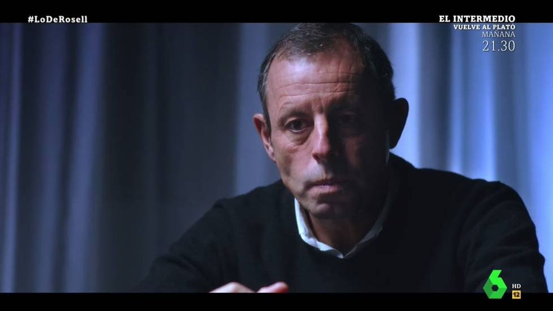 'Lo de Évole' | Sandro Rosell, sobre Jaume Roures: Alrededor de mi caso siempre estaba cerquita, me extraña