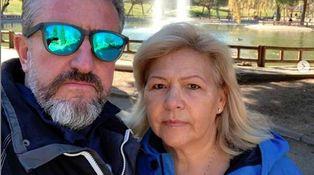 Boda en la AVT: la expresidenta Ángeles Pedraza se casa con el consejero Folguera