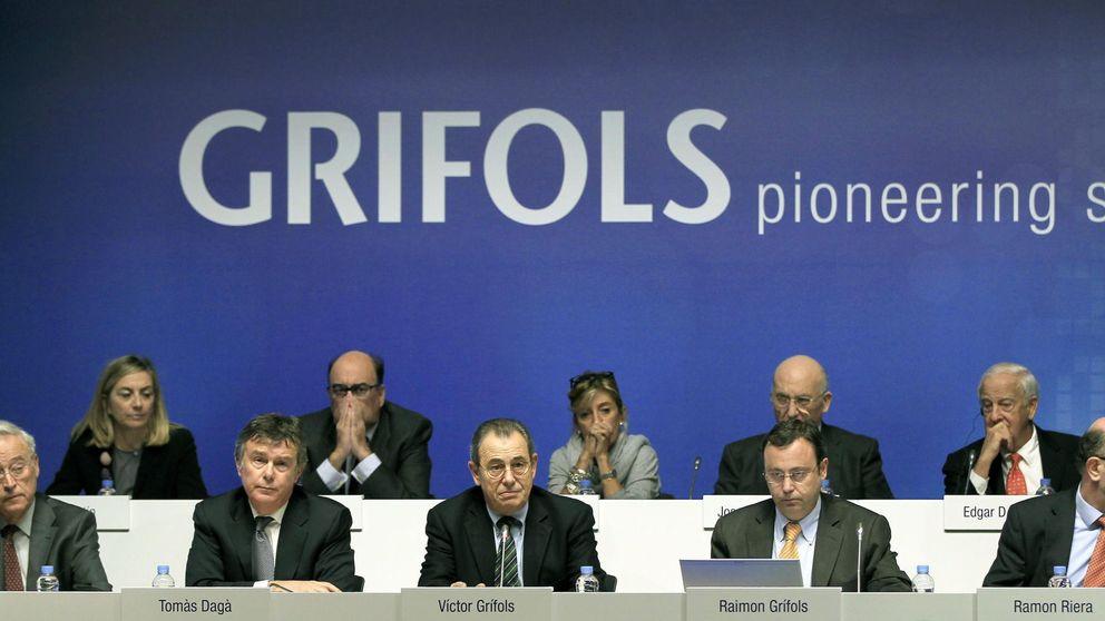 Grifols gana 224,3 millones en el primer semestre, un 23% más