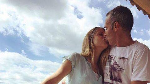 Álex Corretja y Martina Klein serán padres de una niña en enero