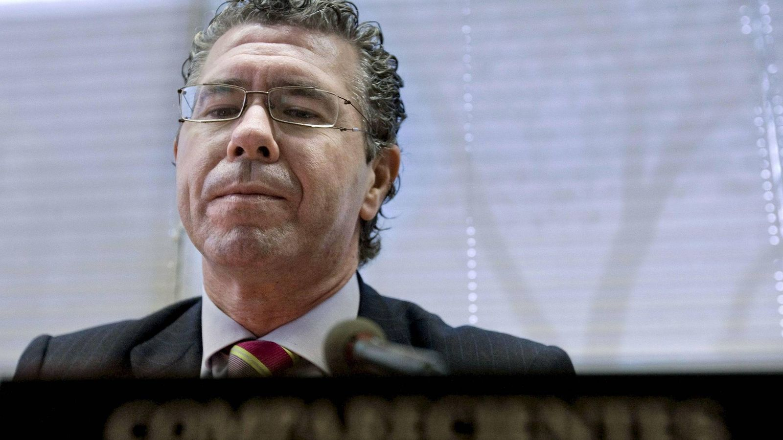 Foto: Fotografía de archivo del exsecretario general del PP Francisco Granados. (EFE)