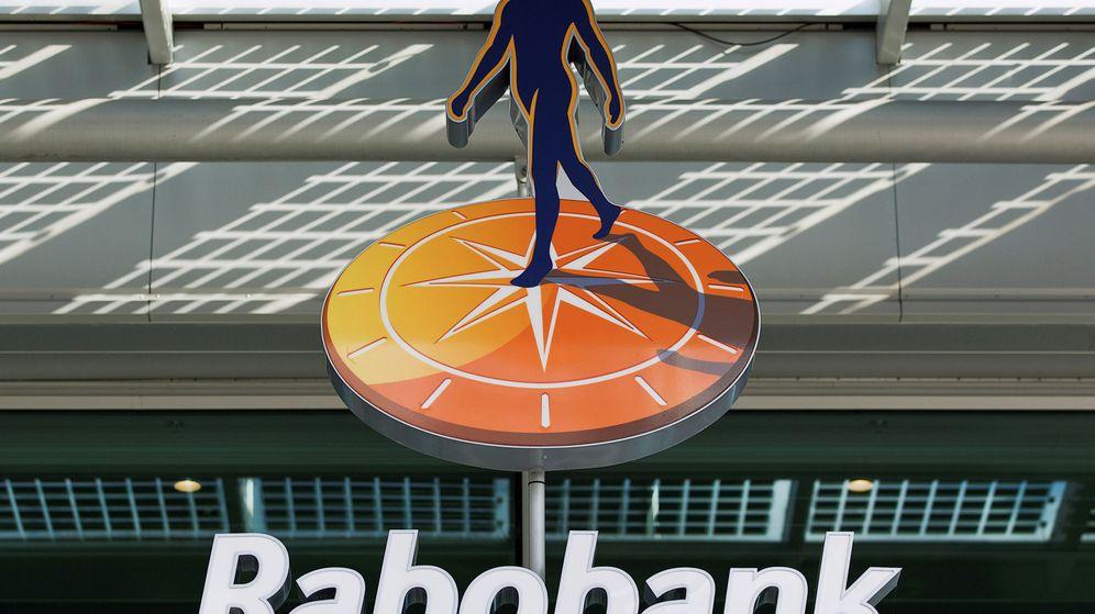 Foto: Logotipo de Rabobank