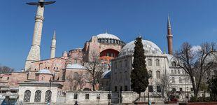 Post de Turquía decreta reconvertir Santa Sofía en una mezquita