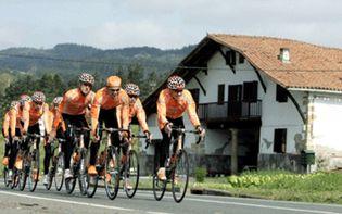 Foto: Euskaltel aparta a Peña por dar positivo por nandrolona en Giro de Trentino