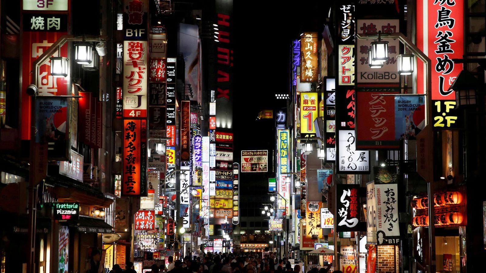 Japón avanza en la desescalada pese al nuevo récord diario de casos de covid en Tokio