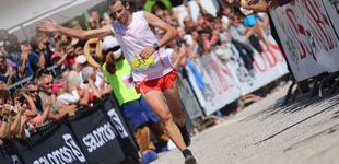Post de Kilian Jornet consigue su quinta victoria en Sierre Zinal