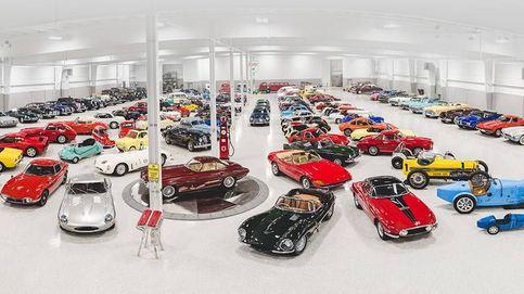 Subastan por fraude fiscal una de las grandes colecciones de coches antiguos de la historia