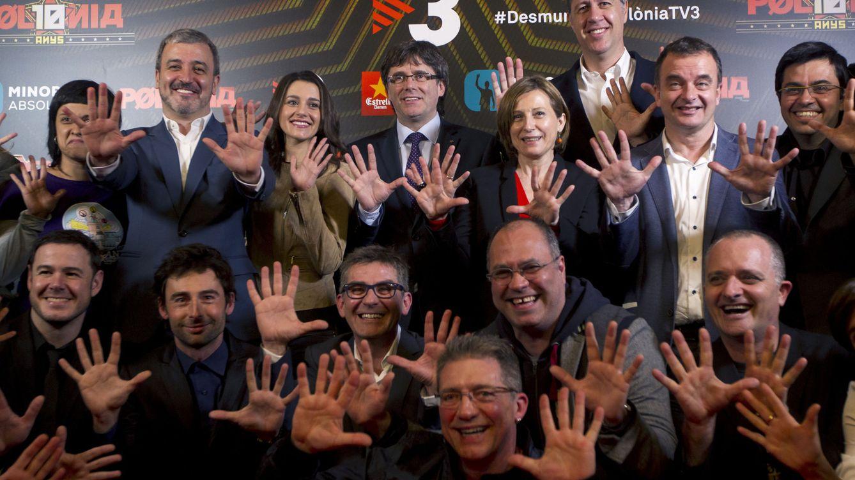 El 155 y la 'normalidad' hunden a TV3: pierde un tercio de su audiencia desde octubre