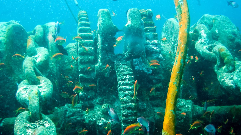 Los objetos más raros que se han descubierto en el Titanic