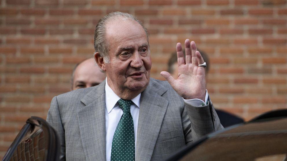 La última escapada del Rey Juan Carlos, con el duque de Edimburgo