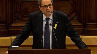 'President' Torra: la 'chienlit' se apodera de Cataluña