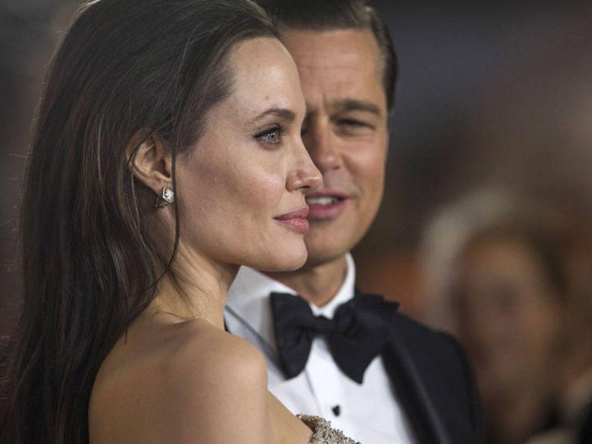Foto:   Brad Pitt y Angelina Jolie. (Reuters)