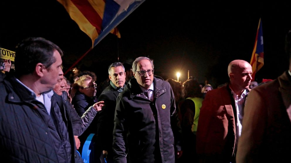 ERC y PDeCAT dicen no  los Presupuestos de Sánchez tras la acusación de la Fiscalía