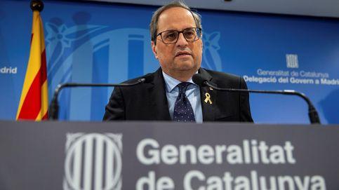 El gobierno de Quim Torra aumenta las subvenciones a las televisiones en catalán