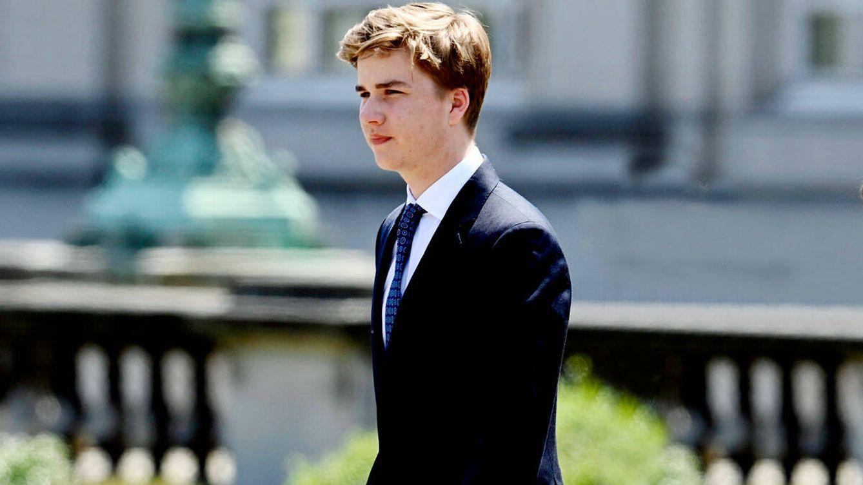 Los 12 'secretos' para conocer mejor a Gabriel de Bélgica en su 18 cumpleaños