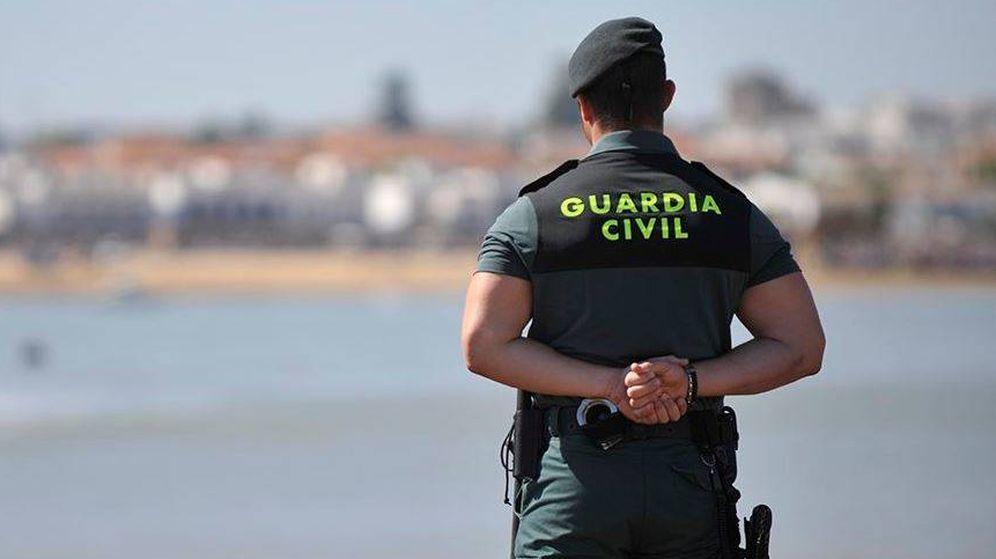 Foto: Detenido en Mallorca por presuntos abusos sexuales a dos menores (Guardia Civil)