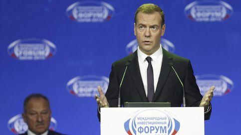 Medvedev baraja el atentado terrorista como hipótesis del avión siniestrado en el Sinaí