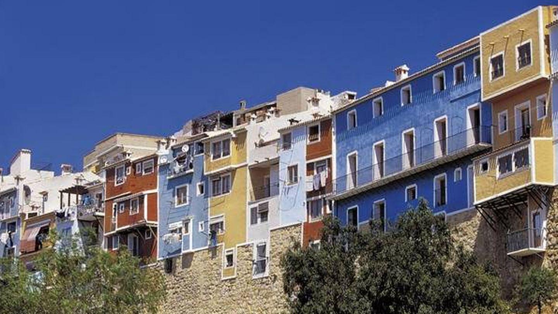 La Vila es la Cuenca mediterránea. (Cortesía Villajoyosa Turismo)