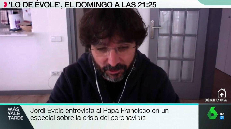 El periodista Jordi Évole. (Atresmedia)