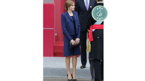 La Reina Letizia, Mariló Montero....Las mejor y peor vestidas del Día de la Fiesta Nacional