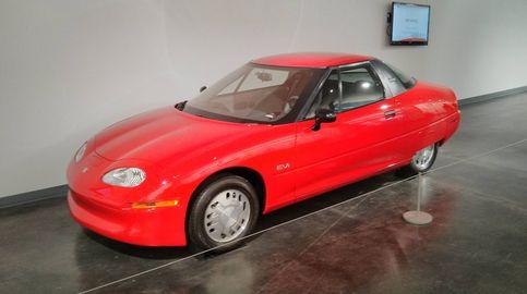 Aparece abandonada la última unidad del coche eléctrico prohibido que inspiró a Tesla