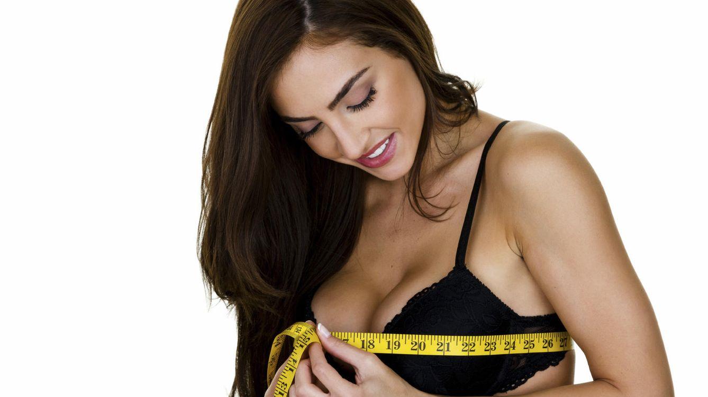 Foto: Cuanto más grande sea el pecho, más difícil es que se encuentre el sujetador adecuado. (iStock)