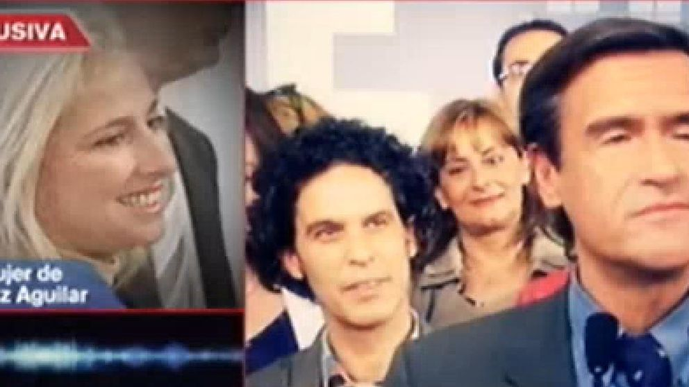 La ex de López Aguilar habla para 'Un tiempo nuevo'
