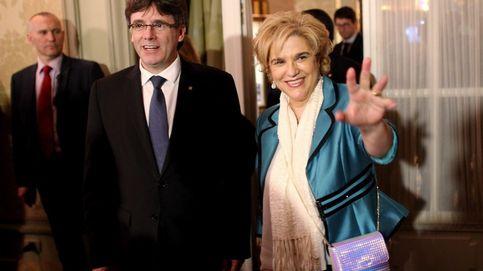 Rahola, la favorita de Puigdemont para ser la próxima alcaldesa de Barcelona