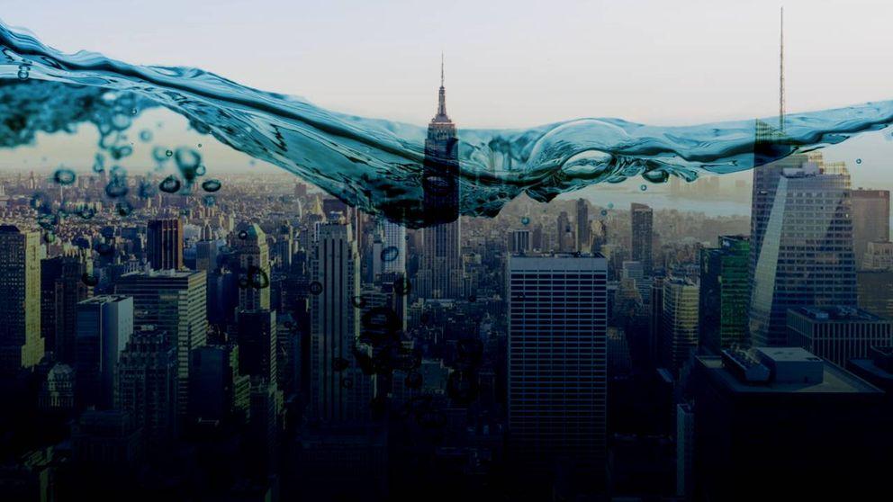 Así se inundarán Londres y Nueva York con la subida del nivel del mar según una simulación de Google Earth