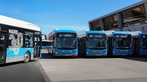 BYD adelanta la entrega de 30 autobuses eléctricos para Madrid