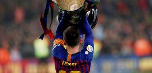 Post de La bendición de Messi en este Barcelona de Ernesto Valverde