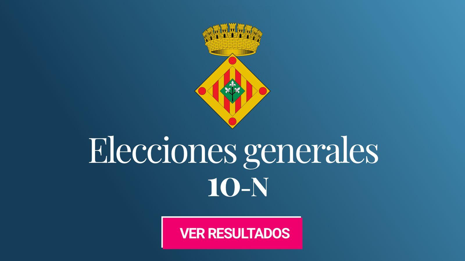 Foto: Elecciones generales 2019 en la provincia de Lleida. (C.C./HansenBCN)