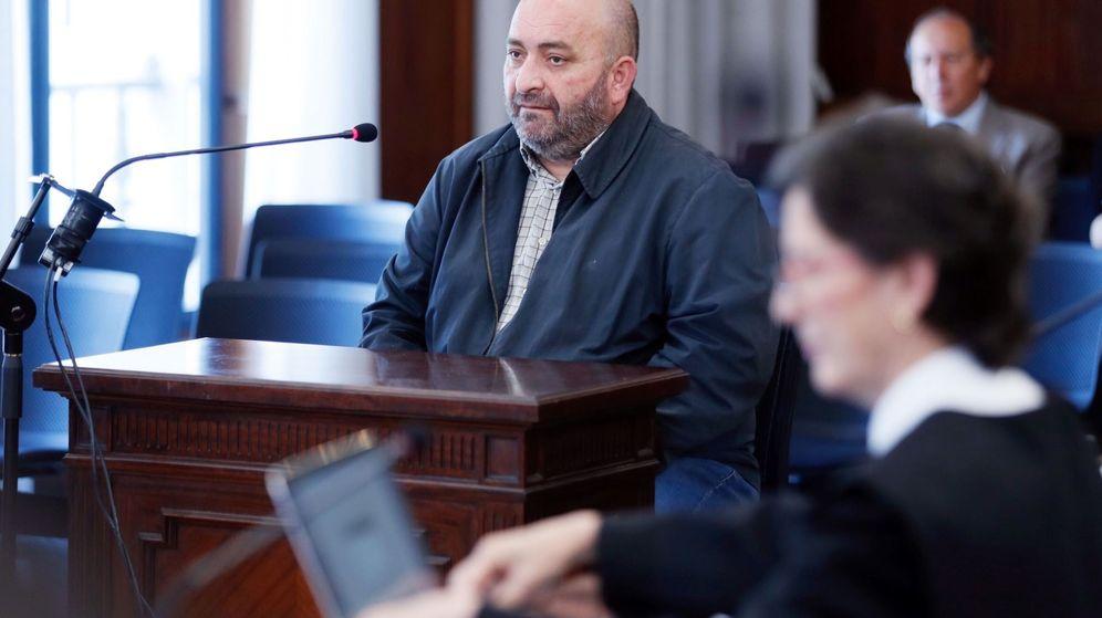 Foto: Juan Francisco Trujillo, el pasado mes de mayo, en su intervención en el juicio de los ERE. (EFE)