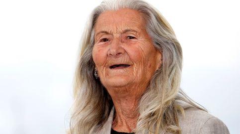 Premios Goya: Benedicta Sánchez, actriz revelación a los 84 años
