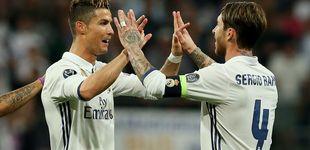 Post de Cristiano sale del Madrid a lo Raúl, Iker, Hierro... ¿Será Sergio Ramos el próximo?