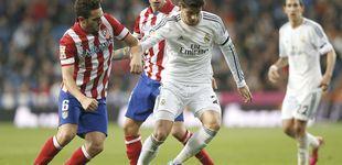 Post de La que se ha liado con el aterrizaje Morata entre los del Atlético y del Real Madrid