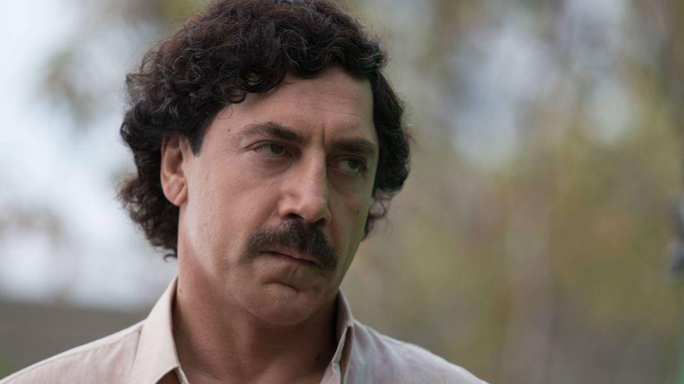 Foto: Javier Bardem es Pablo Escobar en 'Loving Pablo'. (Filmax)