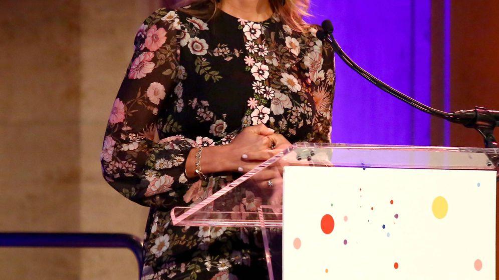 Foto: Magdalena asistió a un evento de la World Childhood Foundation. (Getty)