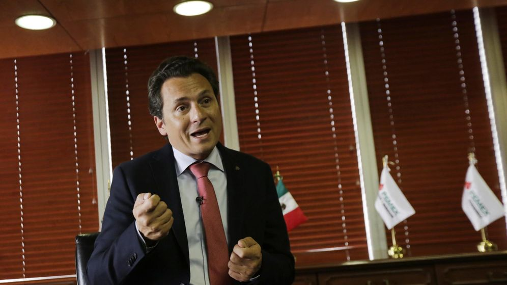 Foto: El antiguo director general de Pemex Emilio Lozoya. (Reuters)