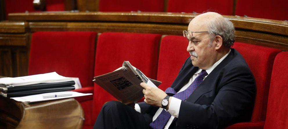 Foto: El consejero de economía catalán, Andreu Mas-Colell (Reuters)