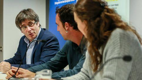Puigdemont pide a la ANC acceder a su base de datos para recaudar 10 millones