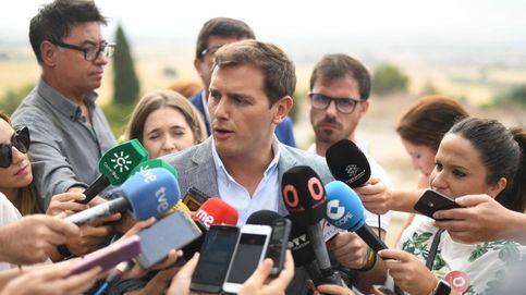 Rivera acusa a TV3 de hacer propaganda independentista en un rifirrafe en directo
