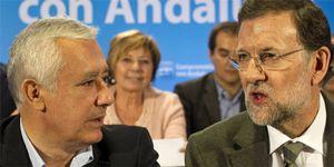 Rajoy sentenció a Arenas en una comida tras perder su pulso con Cospedal