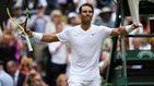Rafa Nadal pasa por encima de Jo-Wilfried Tsonga y se mete en octavos de Wimbledon