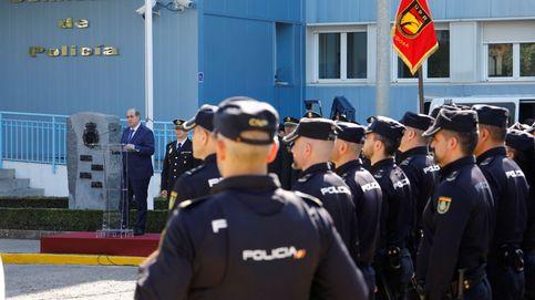 400 policías empiezan a trabajar en plena crisis del covid sin haber aprobado el examen