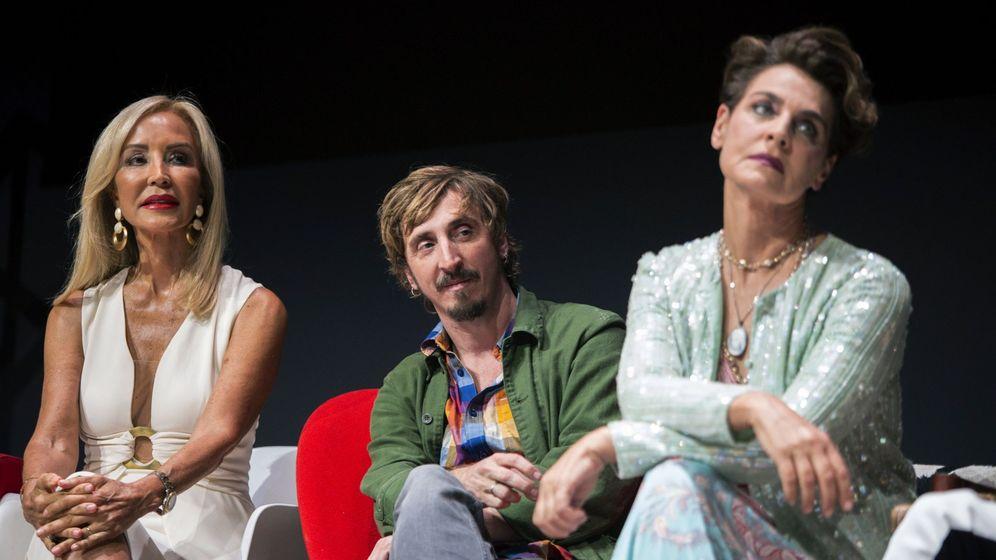 Foto: Festival de Televisión de Vitoria. (EFE)