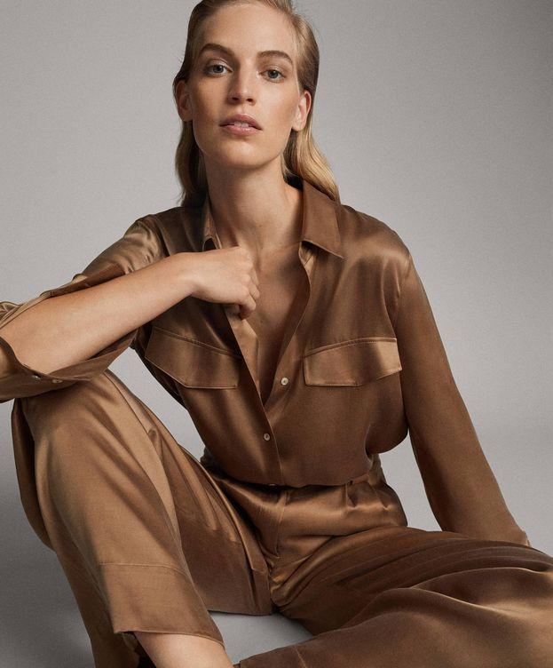 Foto: Los pantalones comodín (y maravillosos) de Massimo Dutti (Cortesía)