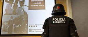 Foto: Los antidisturbios estrenarán el distintivo para ser identificados en la protesta 'Asedia el Congreso'