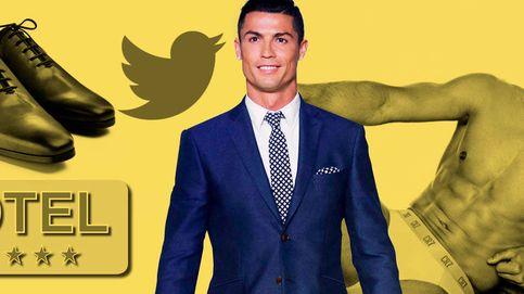 Hoteles, ropa, tuits… Así gesta Cristiano Ronaldo su fortuna al margen del fútbol