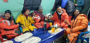 Post de El sueldo de los sherpas de Alex Txikon o por qué no les importa cobrar tres veces menos